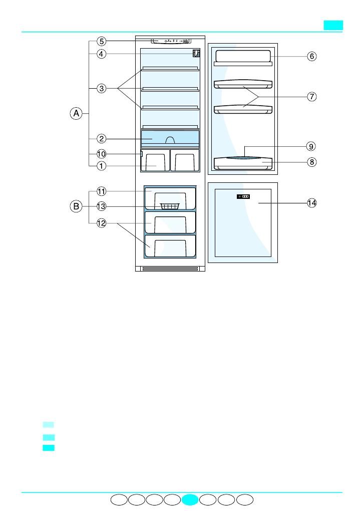 Whirlpool Холодильник Инструкция По Эксплуатации - фото 6