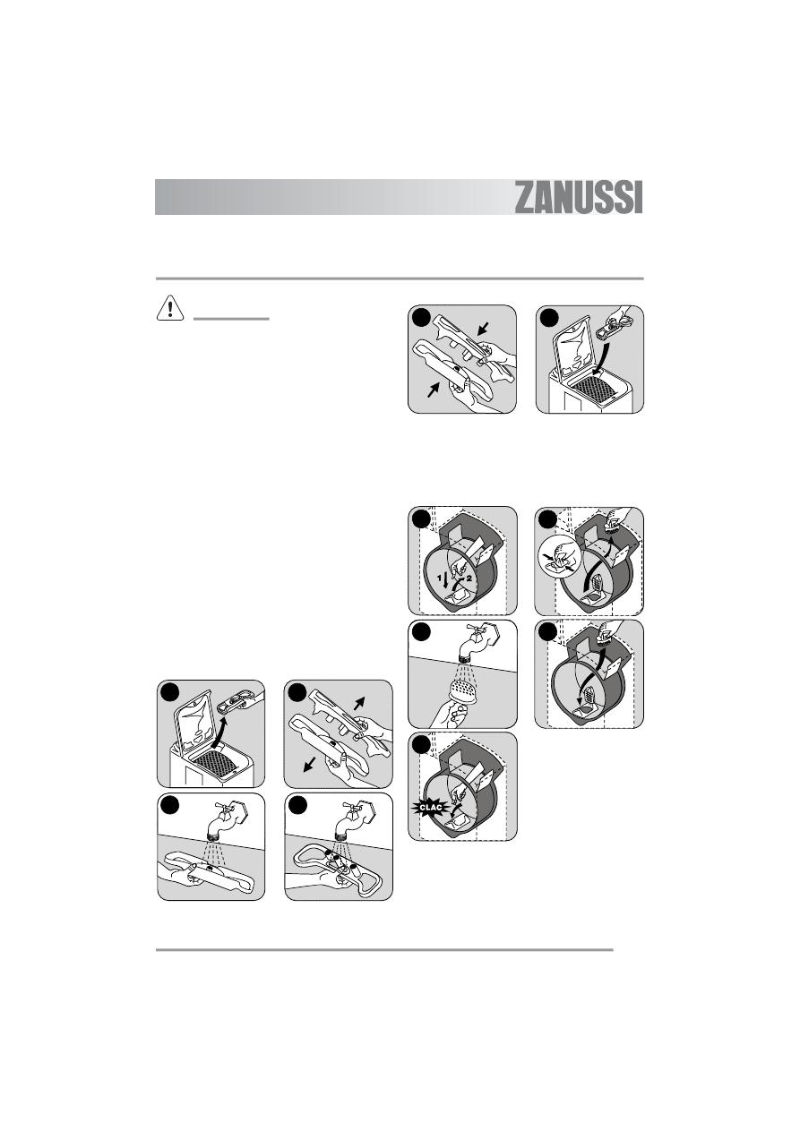 Инструкции zanussi zwp 580