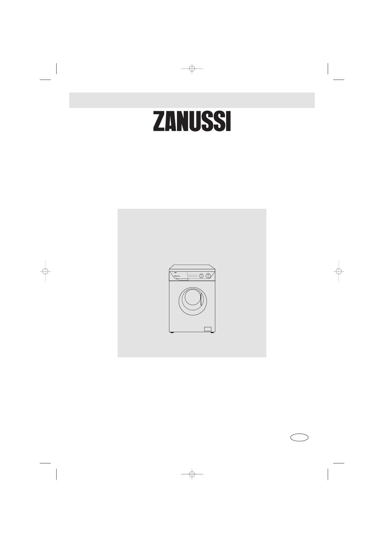 Zanussi Zws 382 инструкция