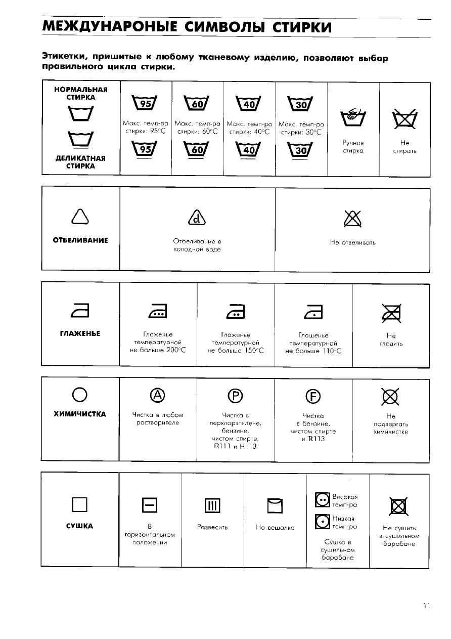 Инструкция стиральной машины занусси