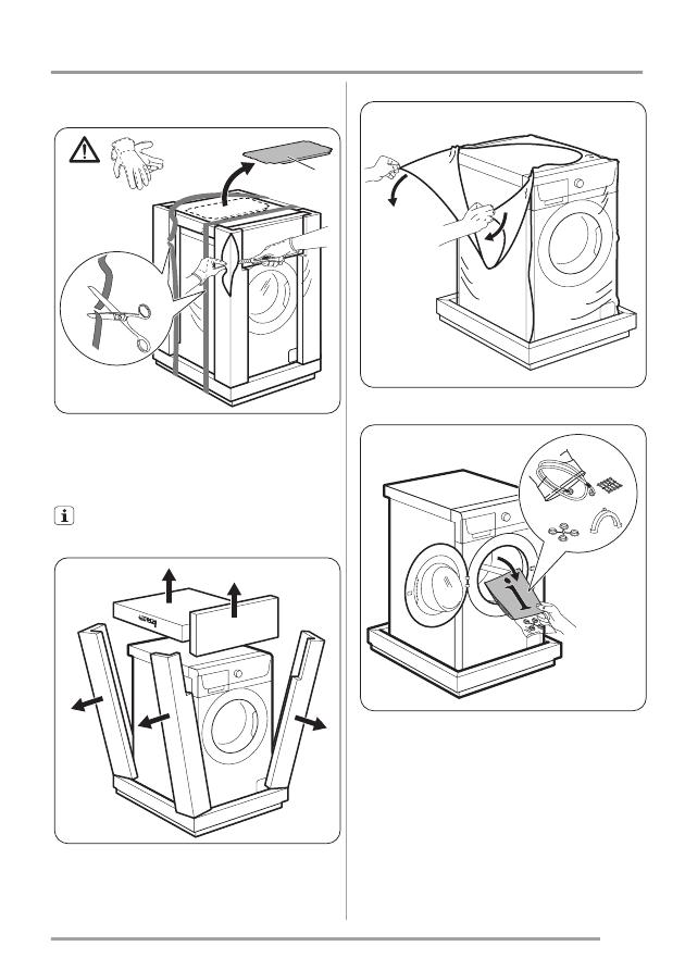 стиральная машина занусси Zws2121 инструкция - фото 8