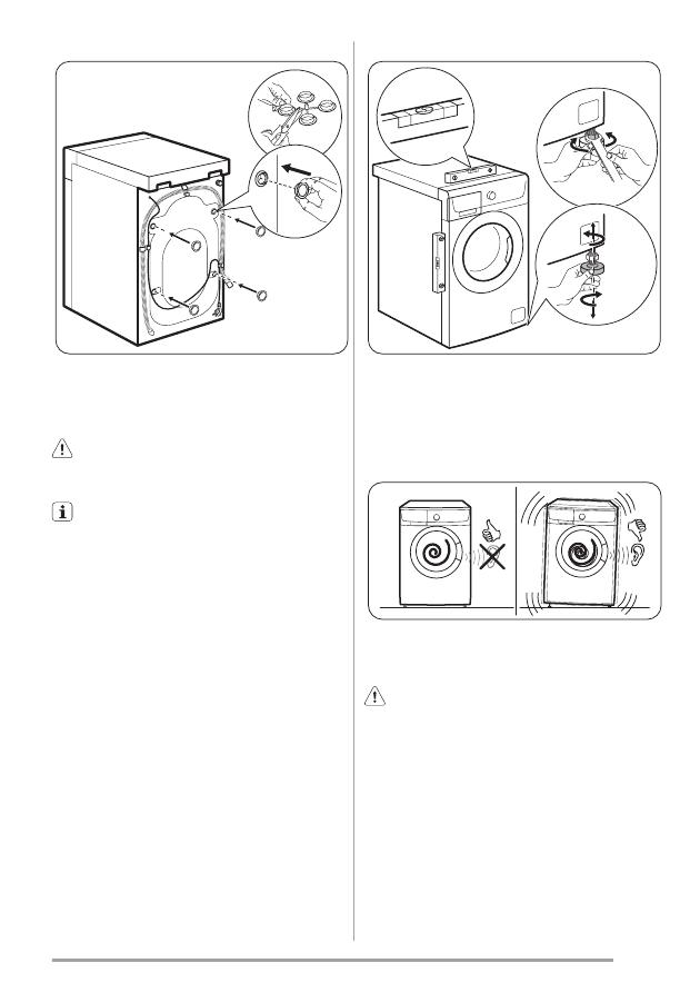 стиральная машина занусси Zws2121 инструкция - фото 4