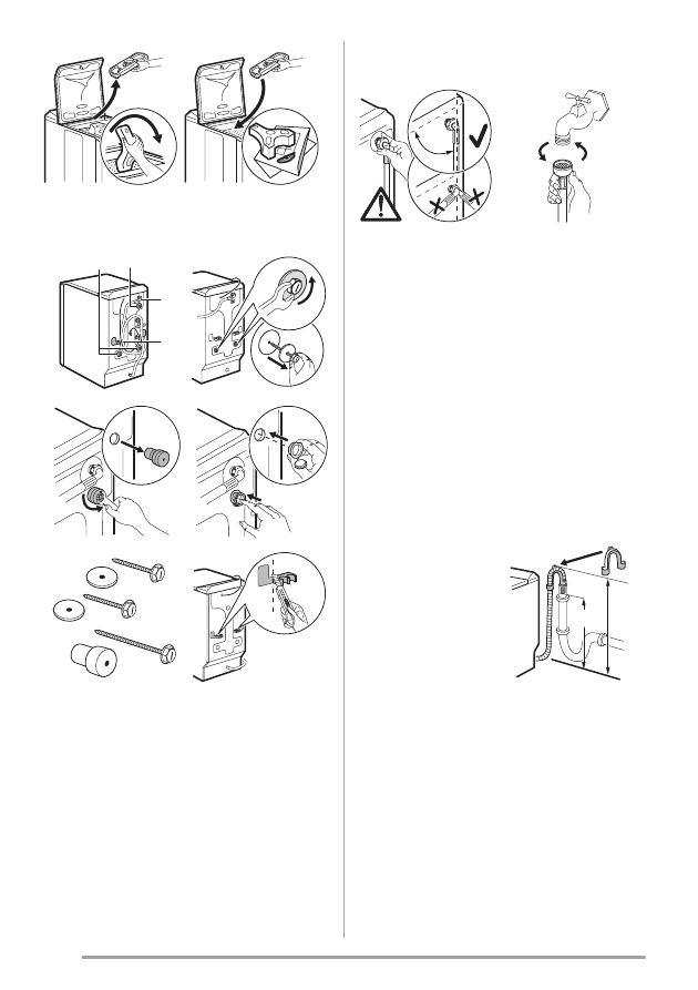 Инструкция Zanussi Zwp 582 - фото 10