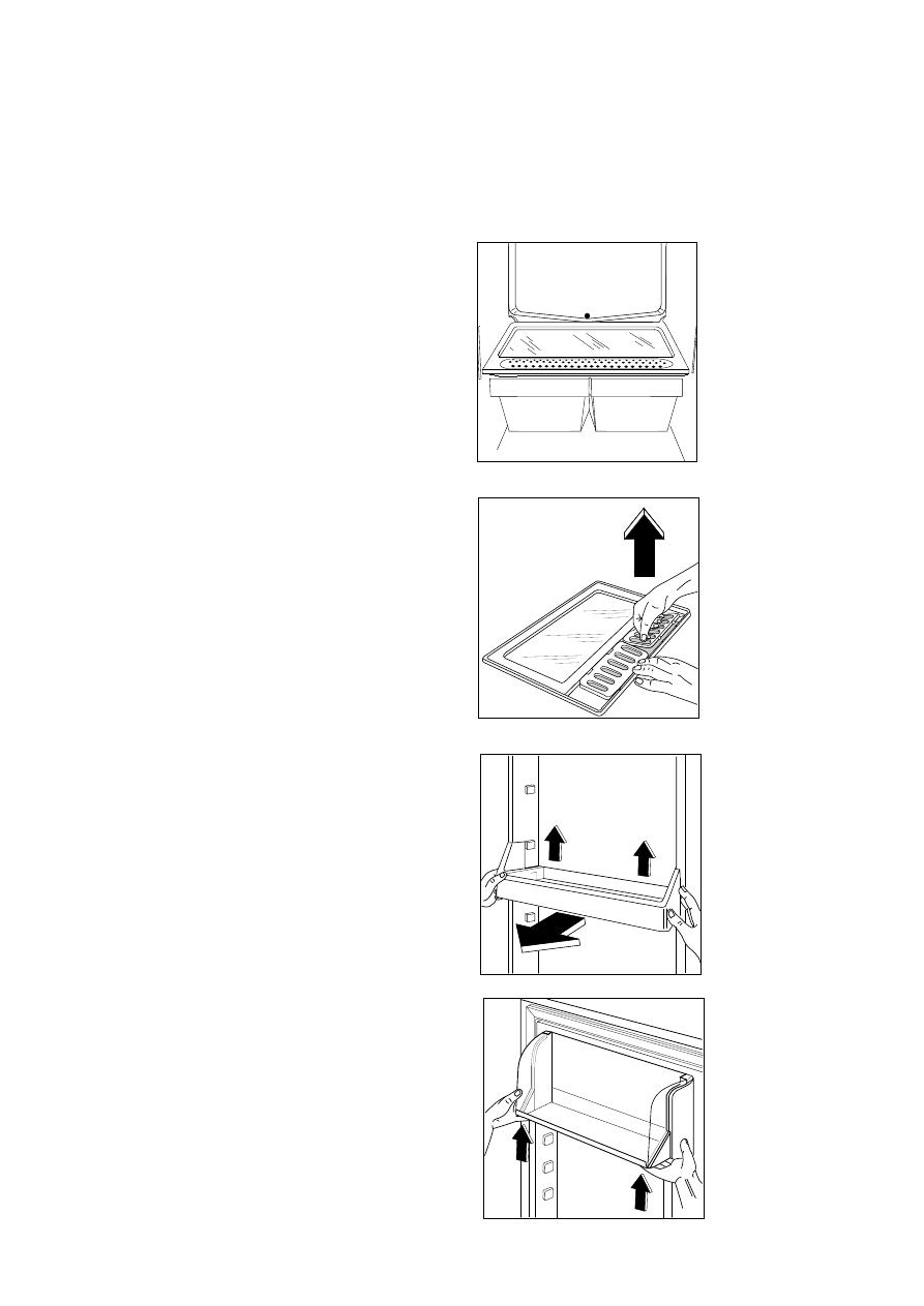 Страница 11 15  - Техническое руководство  Холодильник ZANUSSI ZI720 973627c4c66