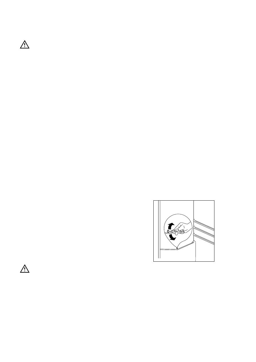 Страница 9 16  - Инструкция  Холодильник ZANUSSI ZI7454 49f3baa598e