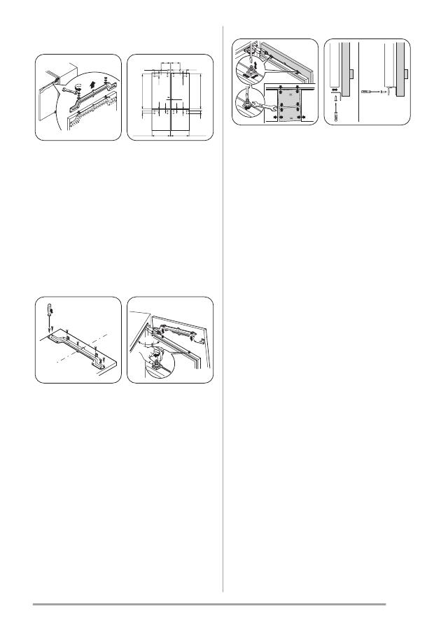 Страница 27 92  - Руководство по эксплуатации  Холодильник ZANUSSI ... 376605552ed