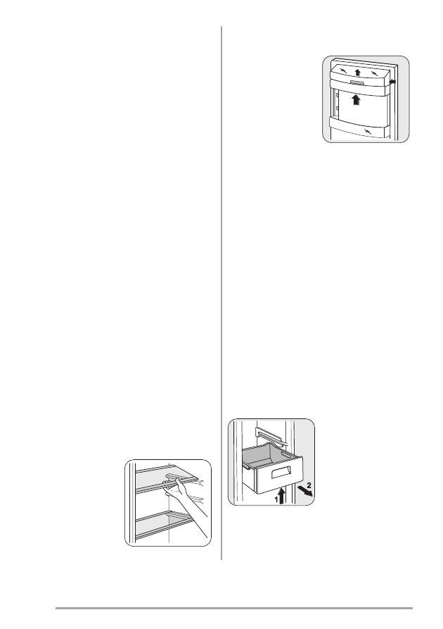 Страница 20 32  - Руководство по эксплуатации  Холодильник ZANUSSI ... a82c81a69c9